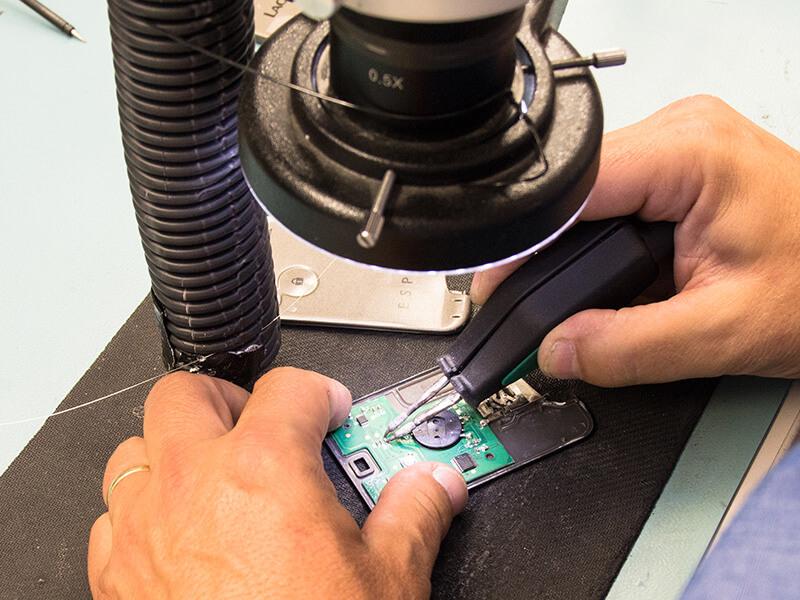 Mercedes Autosleutel Repareren Reparatiewinkel